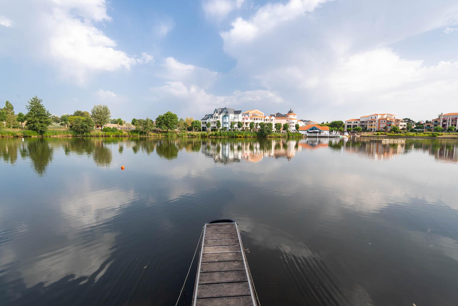 Lac de Bourgenay